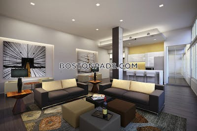Downtown Apartment for rent 2 Bedrooms 2 Baths Boston - $5,075