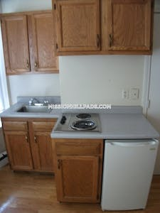 Mission Hill Apartment for rent Studio 1 Bath Boston - $1,450