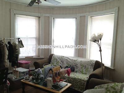 Mission Hill Apartment for rent 4 Bedrooms 1 Bath Boston - $3,000