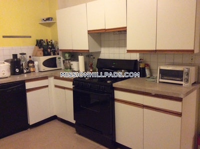 Mission Hill 3 Beds 1 Bath Boston - $3,200