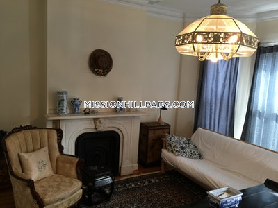 Mission Hill Apartment for rent 3 Bedrooms 2 Baths Boston - $4,700