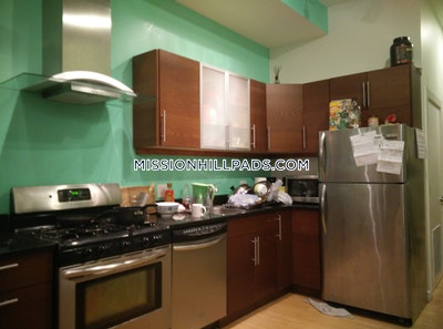 Mission Hill Apartment for rent 2 Bedrooms 2 Baths Boston - $2,900