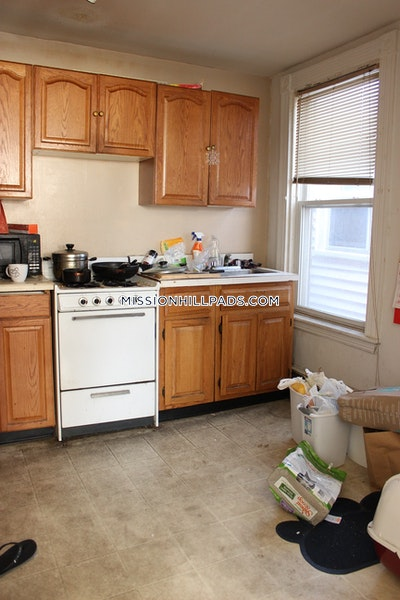 Mission Hill Lovely 3 Beds 1 Bath Boston - $2,550