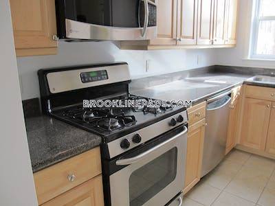 Brookline Apartment for rent 2 Bedrooms 1.5 Baths  Chestnut Hill - $3,220