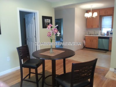 Cambridge Beautiful 3 Beds 1 Bath in Cambridge   North Cambridge - $3,300
