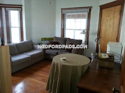 Medford Apartment for rent 5 Bedrooms 2 Baths  Tufts - $5,100