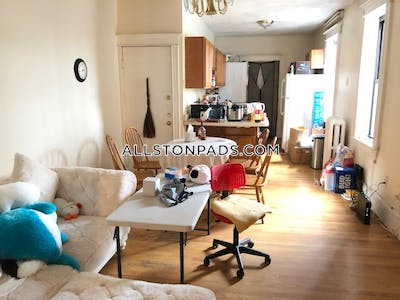 Allston Apartment for rent 3 Bedrooms 1.5 Baths Boston - $3,300