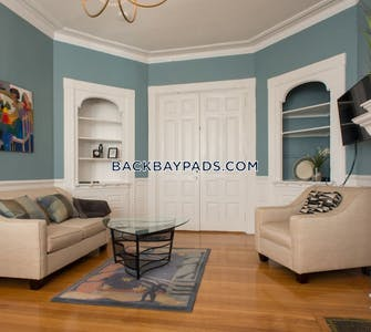 Back Bay Apartment for rent Studio 1 Bath Boston - $2,800