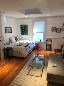 Back Bay Apartment for rent Studio 1 Bath Boston - $2,450
