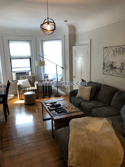 Back Bay Apartment for rent 1 Bedroom 1 Bath Boston - $2,350