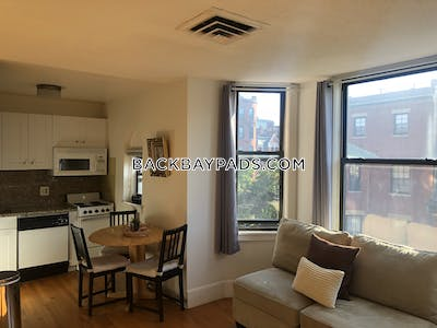 Back Bay Apartment for rent Studio No Bath Boston - $2,300