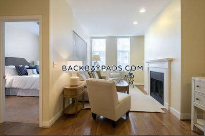 Back Bay Apartment for rent 3 Bedrooms 2 Baths Boston - $6,999