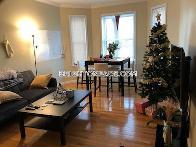 Brighton Apartment for rent 3 Bedrooms 1.5 Baths Boston - $2,800