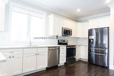 East Boston Apartment for rent 3 Bedrooms 2 Baths Boston - $3,550