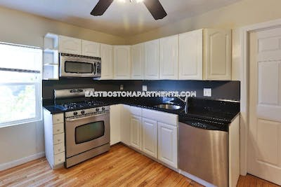 East Boston Apartment for rent 4 Bedrooms 2 Baths Boston - $3,000