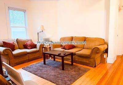 Mission Hill Wonderful 4 Beds 1 Bath Available 9/1/2020!! Located on Sachem St Boston - $4,400