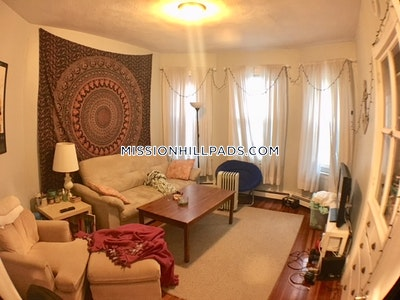Mission Hill 4 Beds 1 Bath Boston - $3,600