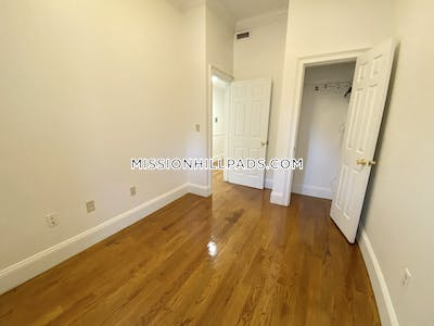 Mission Hill Wonderful 2 Beds 1 Bath Boston - $2,450 No Fee