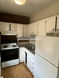 Mission Hill Great 1 Bed No Bath Boston - $1,600 No Fee