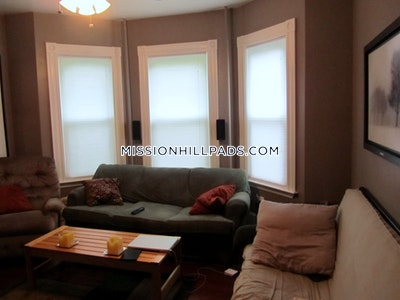 Mission Hill Very nice 3 Beds 1 Bath Boston - $3,000