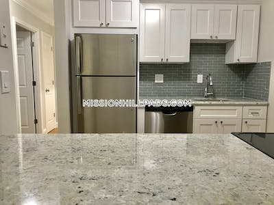 Mission Hill nice 1 bed 1 bath on Parker St Boston - $2,595 No Fee