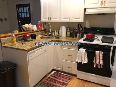 Brookline Beautiful 3 bedroom 1 bath for rent Located on Saint Paul street Available 9/1/2020  Boston University - $3,975