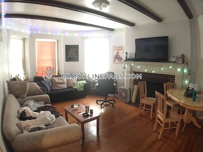 Brookline Wonderful 4 Beds 2 Baths in Brookline  Boston University - $4,100