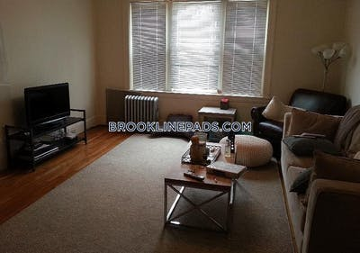 Brookline Apartment for rent 3 Bedrooms 1 Bath  Boston University - $3,600