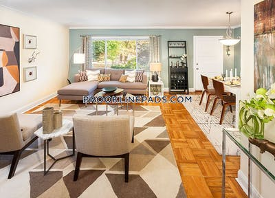 Brookline Apartment for rent 2 Bedrooms 1.5 Baths  Chestnut Hill - $2,995