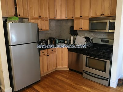 Brookline Amazing 4 Beds 2 Baths in Brookline  Washington Square - $4,200
