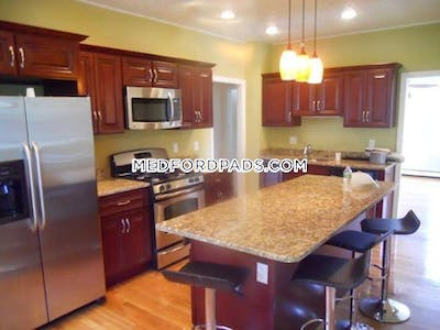 Medford Apartment for rent 4 Bedrooms 2 Baths  Tufts - $3,200