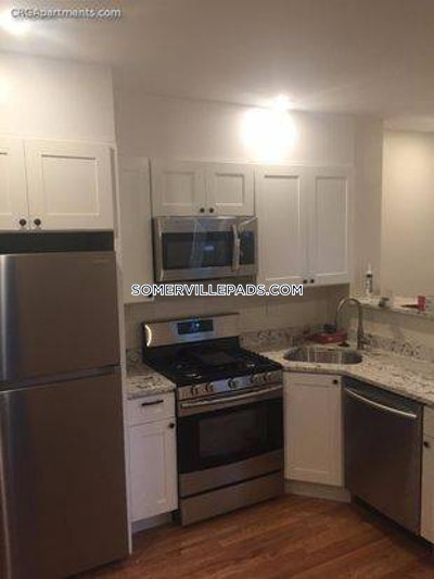Somerville Apartment for rent 4 Bedrooms 2 Baths  Union Square - $4,400