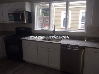 Somerville Apartment for rent 4 Bedrooms 1 Bath  Tufts - $3,200