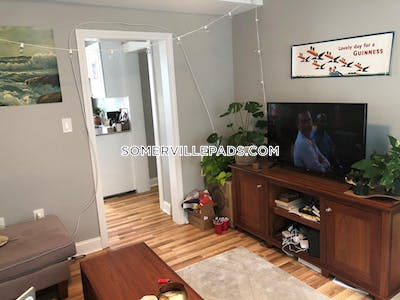 Somerville Apartment for rent 5 Bedrooms 2 Baths  West Somerville/ Teele Square - $5,200